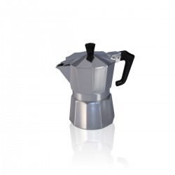 Coffee Pot - Moka Aliminium - 3 Cups