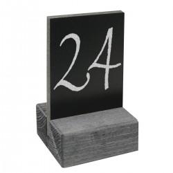 Lavagna Nera 5x7 da tavolo