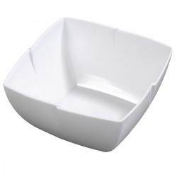 Melamina Buffet Rave Bowl Bianco 25 cm