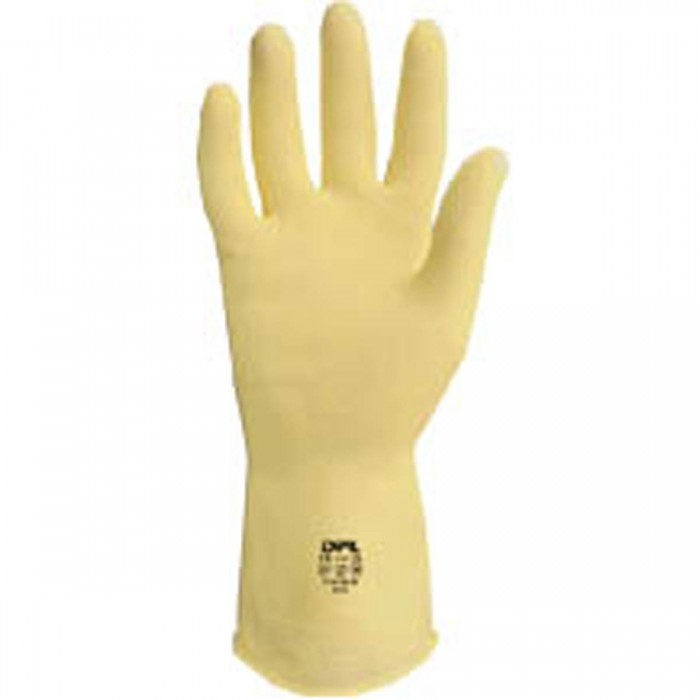 Latex rubber gloves - Size M 7-7,5 -