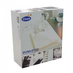 Tovagliolo Duniletto 40x48 Nero 50 pezzi