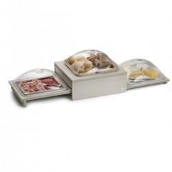 Stazione Dolce e Salato Refrigerato Compact
