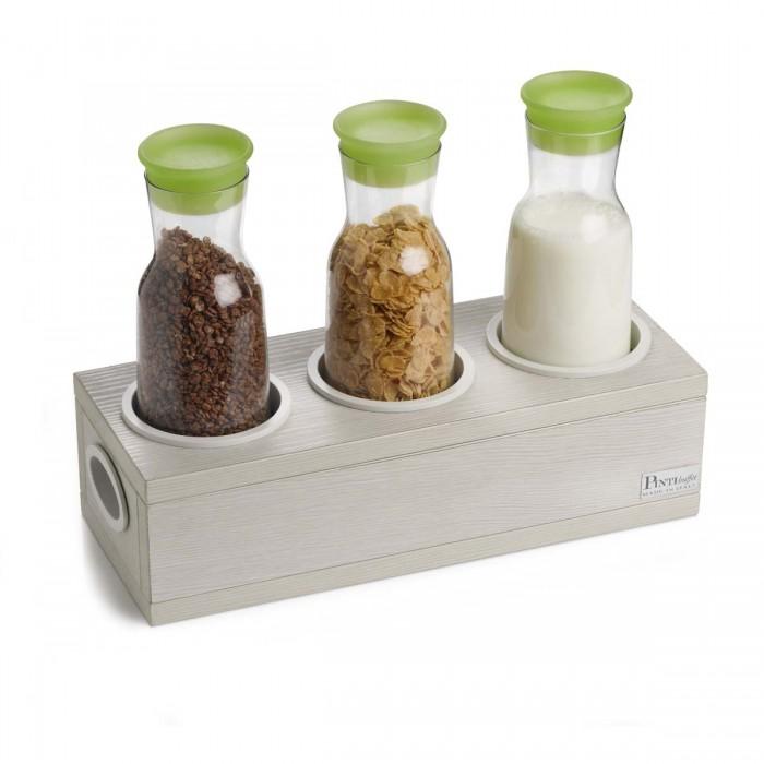 Porta Brocche / Ciotole Refrigerato Compact