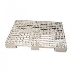 Pallet Plastica Leggero 80x120x13 cm
