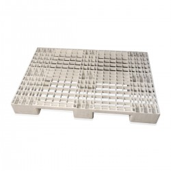 Plastic Pallet 80x120x13 light versions