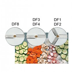 Disc for TM Sirman - DF3 SLICES 3 cm