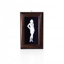 Blackboards Proteo Woman 15x24 cm