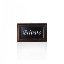 Blackboards Proteo Private 15x24cm