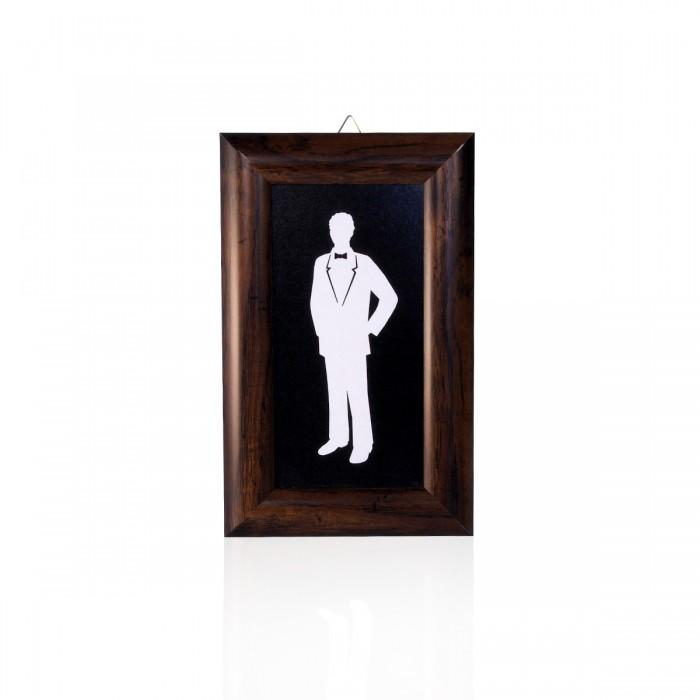 Blackboards Proteo Man 15x24cm