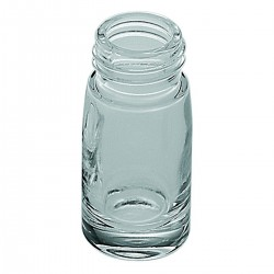 Glass Bottle - Piazza - Salt/Pepper