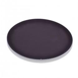 Vassoio Antiscivolo Nero 36 cm