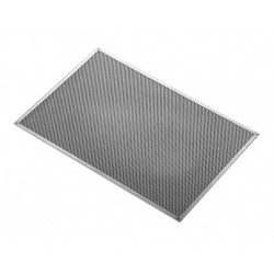 Retina Alluminio 40x60 cm
