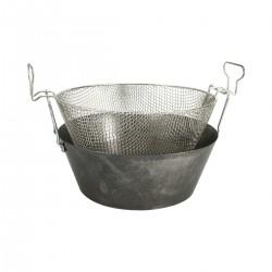 Fryer 30 cm with handles