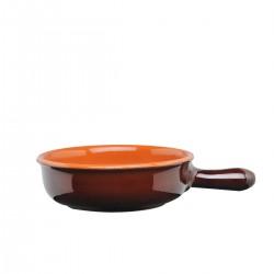 Casseruola 1/m Bicolore 22 cm