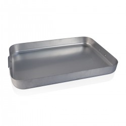 Shallow Baking Tray - 2 Handles 55x40 cm