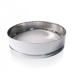 S/Steel Fine Sieve 30 cm