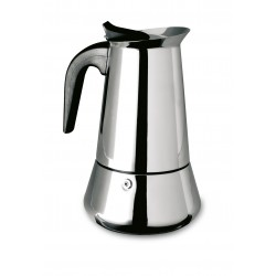 Coffee Pot - Moka Aliminium - 6 Cups