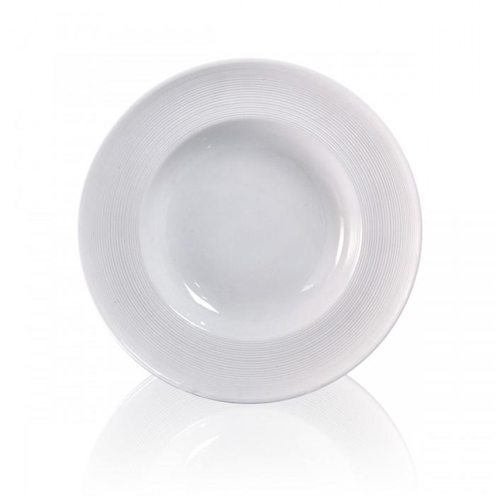 Biscuit Piatto Fondo 23 cm - 6 pezzi
