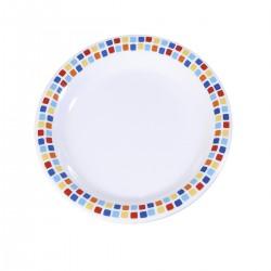 Melamine Plate 16cm SPANISH