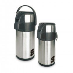 Thermos with Pump 2000 ml.