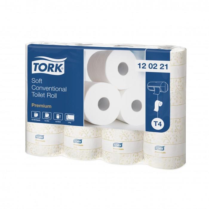 TOILET TISSUE ROLLS 96 rolls Tork