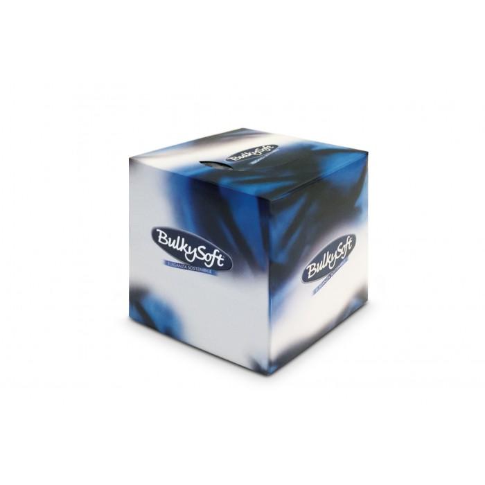Handkerchiefs in cube