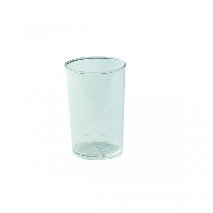 Bicchierino Tondo 80 ml - 100 pezzi