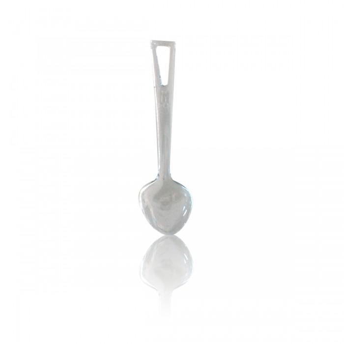 Forchetta Trasparente 8,5 cm - 500 pezzi