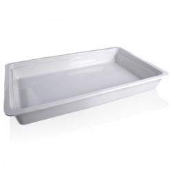 Pyrex White Dish 32,5x52x6 cm