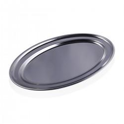Tray - Oval 18/10 50 cm