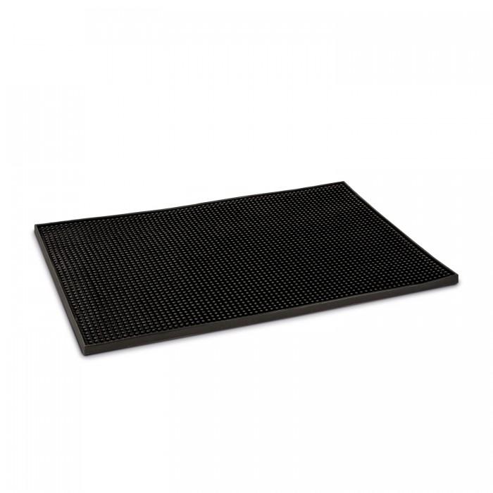 Bar Mat Nero 30x45x1,8 cm