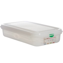 Container GN 1/3 h. 6 cm. 2,5 Ltr
