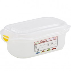 Container GN 1/9 h. 6 cm. 0,6 Ltr