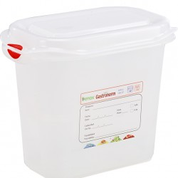 Container GN 1/9 h. 15 cm. 1,5 Ltr