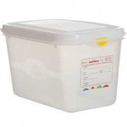 Container GN 1/4 h. 15 cm. 4,3 Ltr