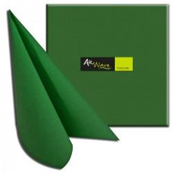 Tovagliolo Air Wave 40x40 Verde 50 pezzi