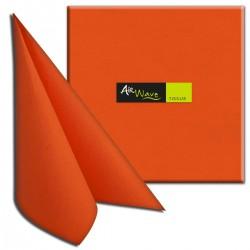 Tovagliolo Air Wave 40x40 Arancio 50 pezzi