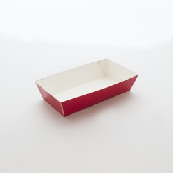 WHIZZ Orange tray 152x82x30mm