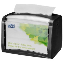 Tork dispenser napkins Xpess table