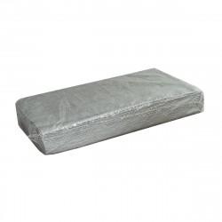 Tablecloth 100x100 TNT GREY EASY