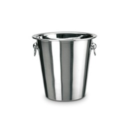 Champagne cooler - Stell polished