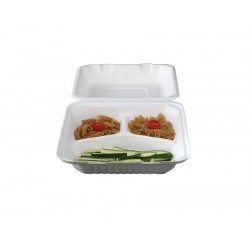 ECO Container 3 compartments