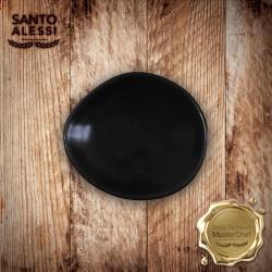 Organica Bowl Nero 20x20 cm - 6 pezzi