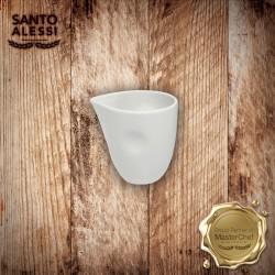 Organica Lattiera Bianco S.ALESSI 12 pezzi