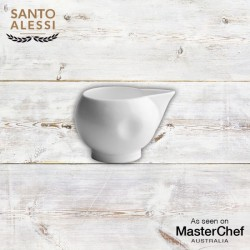 SALT/PEPPER WHITE S.ALESSI