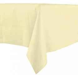 Tablecloth 100x100 TNT Champagne 25 Tablecloth