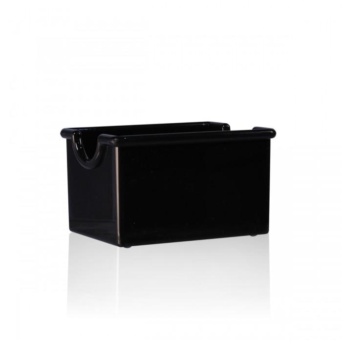 Packet Holder Polypropylene - Black