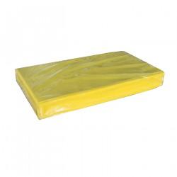 Tablecloth 100x100 TNT Yellow 25 Tablecloth