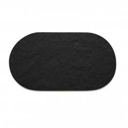 Black Kroko Placemat 30x20