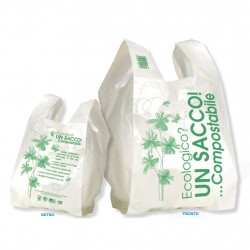 Shoppers BIO Compost 27x50cm 500 pieces